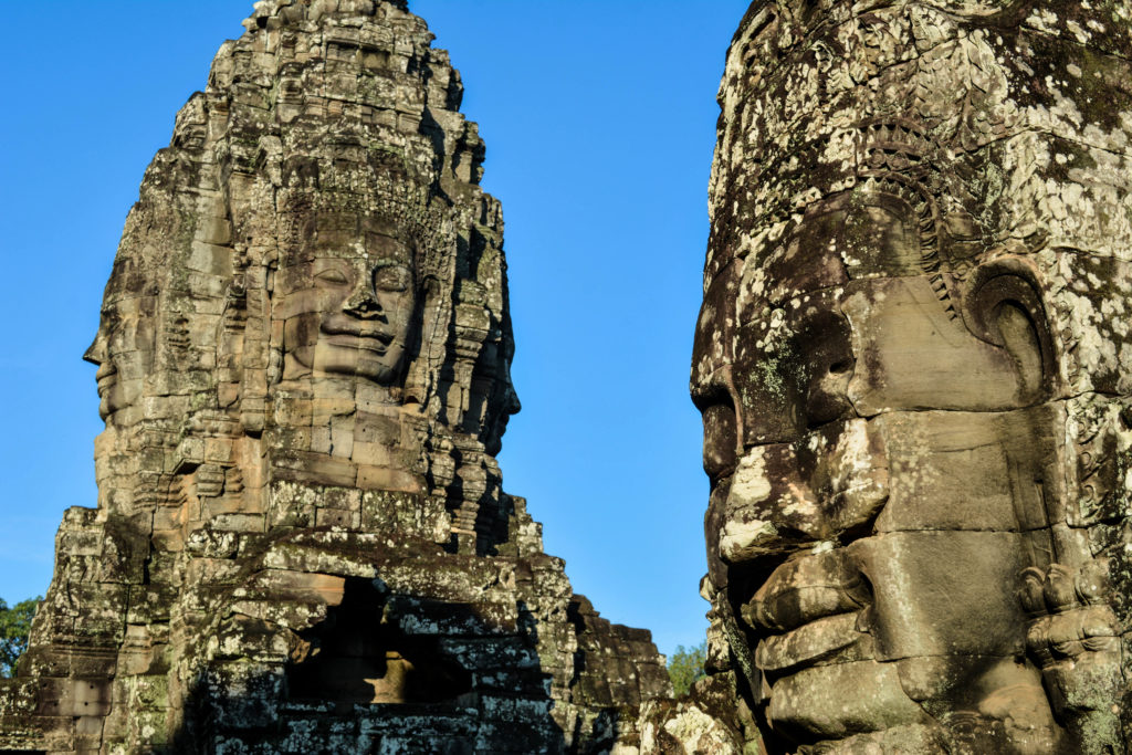 Angkor Thom: Complete Guide to the Temples - the unending journey